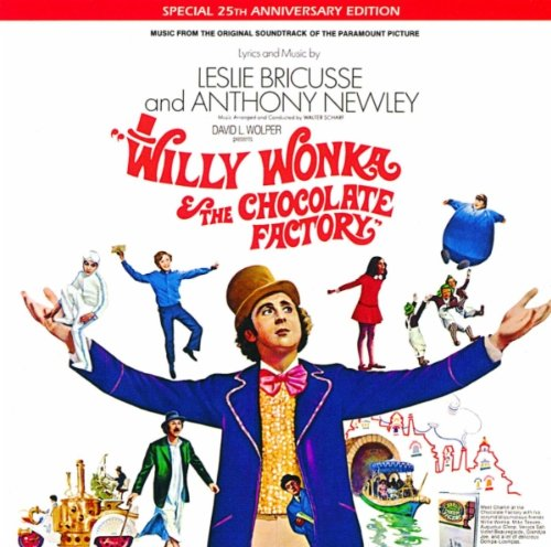 Leslie Bricusse The Candy Man (from Willy Wonka And The Chocolate Factory) cover art