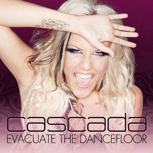 Cascada Evacuate The Dancefloor cover art