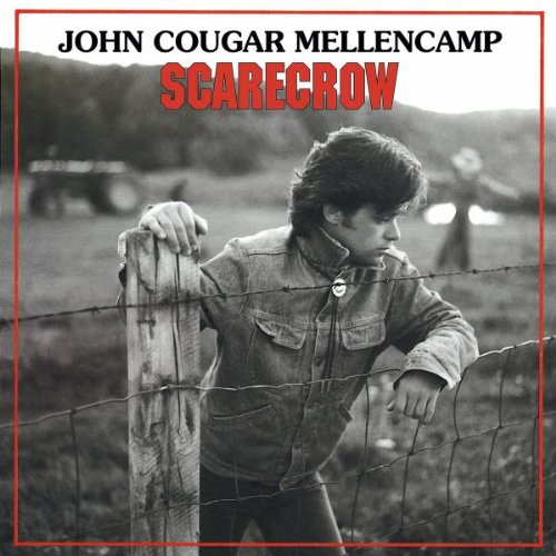 John Mellencamp Small Town cover art