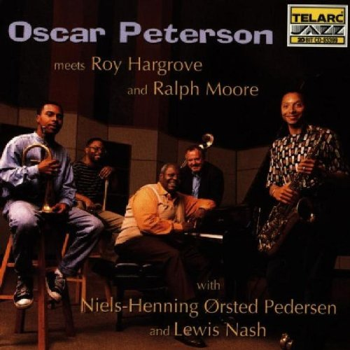 Oscar Peterson Tin Tin Deo cover art