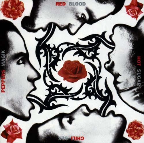 Red Hot Chili Peppers Breaking The Girl cover art