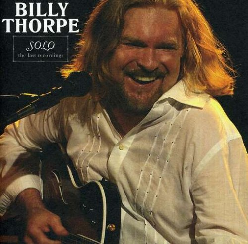 Billy Thorpe It's Almost Summer cover art