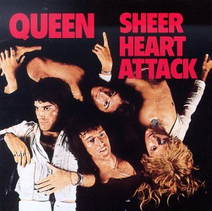 Queen Stone Cold Crazy cover art