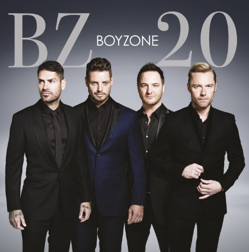 Boyzone Love Will Save The Day cover art