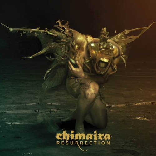 Chimaira Resurrection cover art