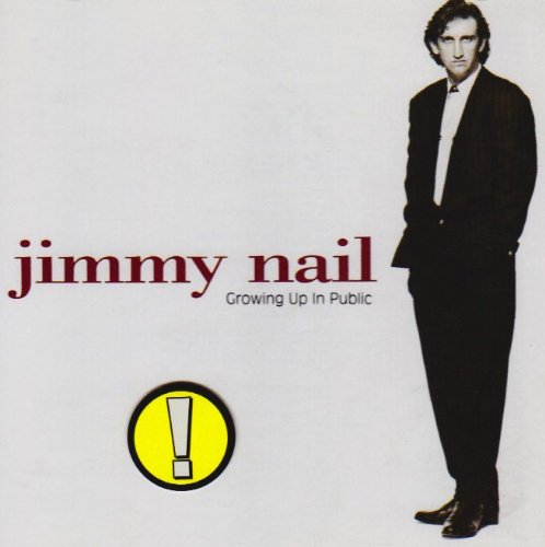 Jimmy Nail Ain't No Doubt cover art