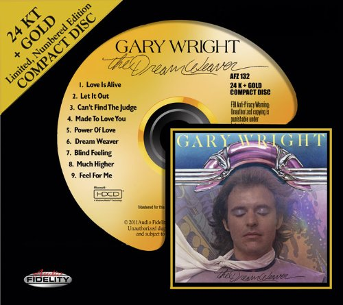 Gary Wright Dream Weaver cover art