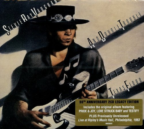 Stevie Ray Vaughan Dirty Pool cover art