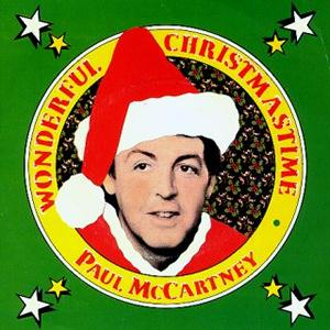 Paul McCartney Wonderful Christmastime (arr. Alan Billingsley) cover art