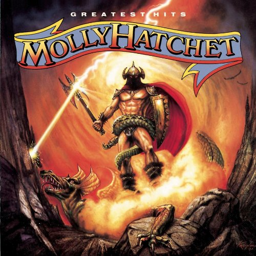 Molly Hatchet Gator Country cover art