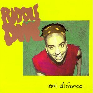 Ani DiFranco Anyday cover art