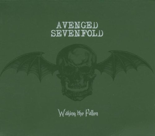 Avenged Sevenfold Eternal Rest cover art