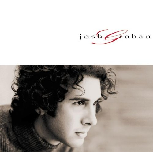 Josh Groban The Prayer cover art