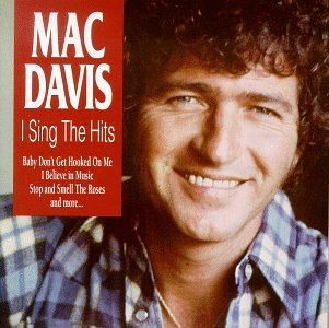 Mac Davis I Believe In Music cover art