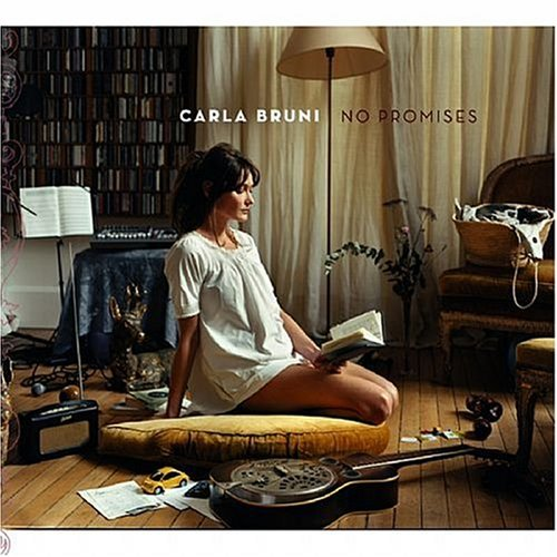 Carla Bruni Those Dancing Days Are Gone cover art