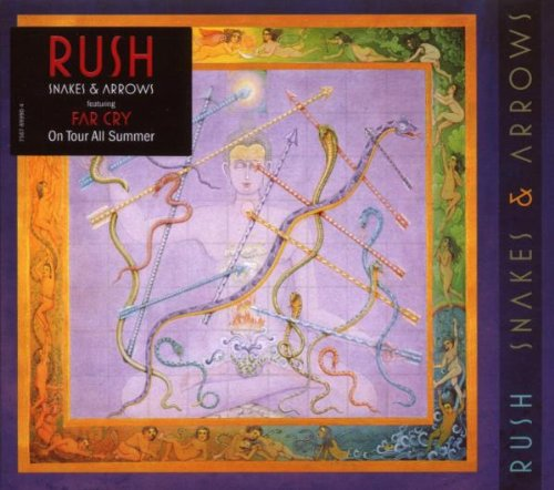 Rush The Larger Bowl cover art