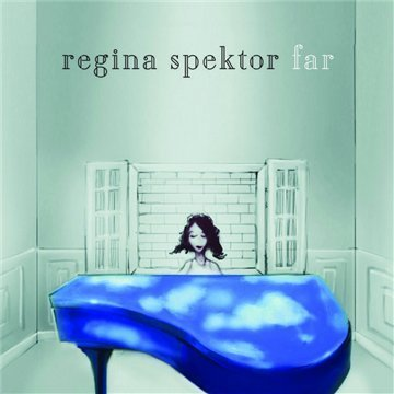 Regina Spektor Dance Anthem Of The 80's cover art