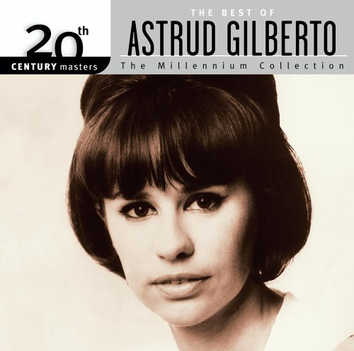 Astrud Gilberto So Nice (Summer Samba) cover art