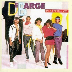DeBarge Time Will Reveal cover art