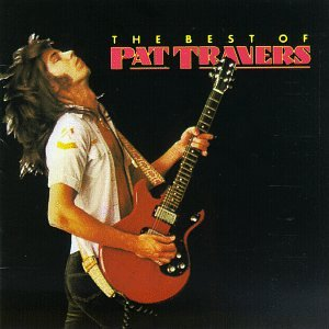 Pat Travers Rock N Roll Susie cover art