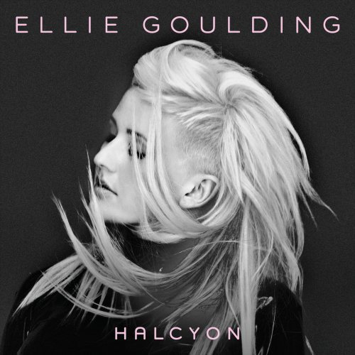 Ellie Goulding Halcyon cover art