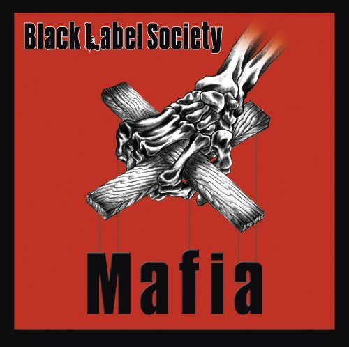 Black Label Society Forever Down cover art
