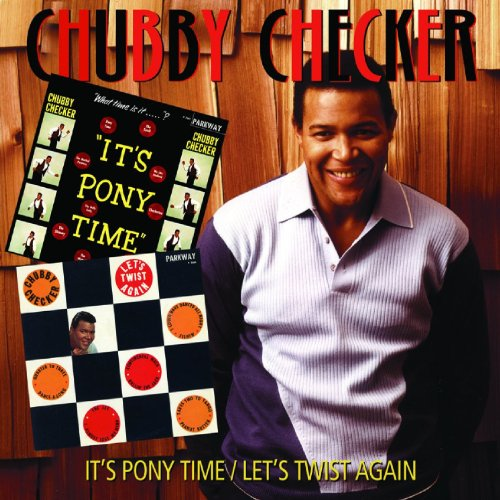 Chubby Checker Let's Twist Again cover art