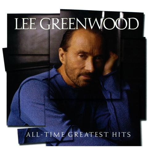 Lee Greenwood I.O.U. cover art