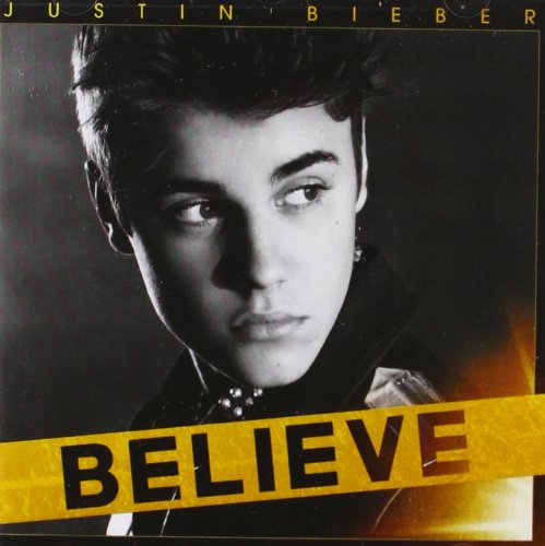 Justin Bieber One Love cover art