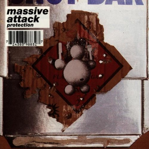 Massive Attack Heat Miser cover art