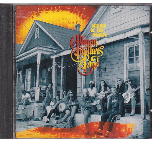 Allman Brothers Band End Of The Line cover art