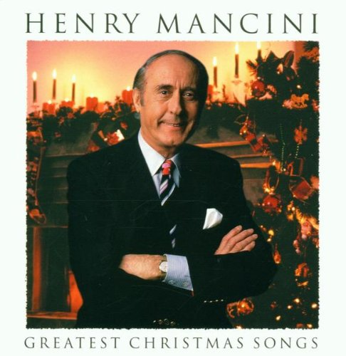 Henry Mancini Carol For Another Christmas cover art