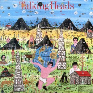 Talking Heads Road To Nowhere cover art