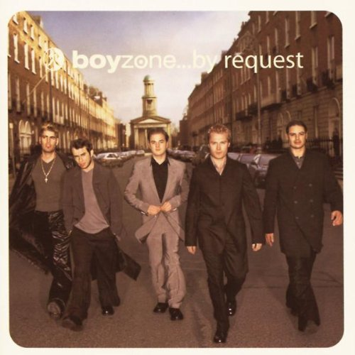 Boyzone I'll Never Not Need You cover art