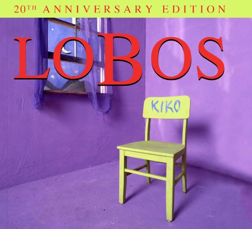 Los Lobos Kiko And The Lavender Moon cover art