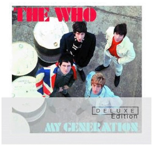 The Who Legal Matter cover art