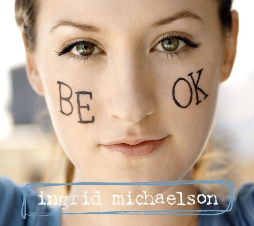 Ingrid Michaelson Giving Up cover art