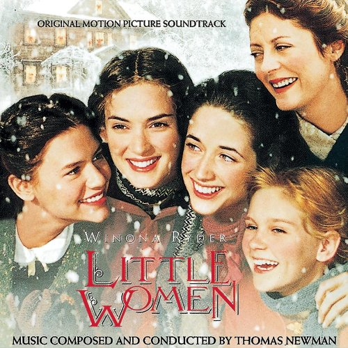 Thomas Newman Little Women (Orchard House (Main Title)/Valley Of The Shadow) cover art