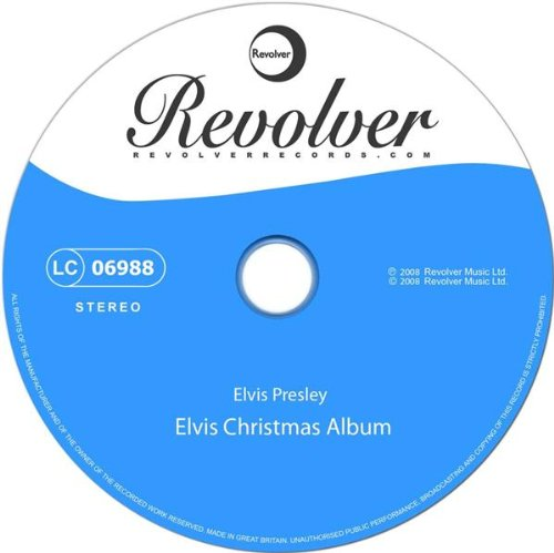Elvis Presley An Elvis Christmas (arr. Roger Emerson) cover art