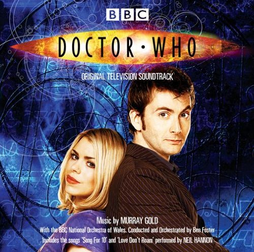 Murray Gold Doomsday (from Doctor Who) cover art