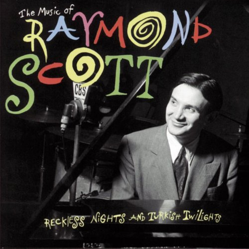 Raymond Scott Powerhouse (arr. Wayne Barker) cover art