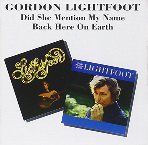 Gordon Lightfoot Bitter Green cover art