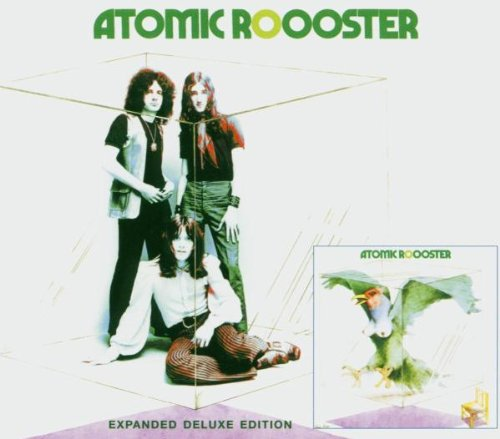 Atomic Rooster Broken Wings cover art