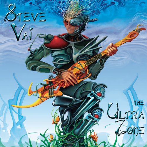 Steve Vai Frank cover art