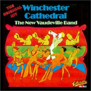 The New Vaudeville Band Winchester Cathedral cover art