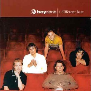 Boyzone A Different Beat cover art