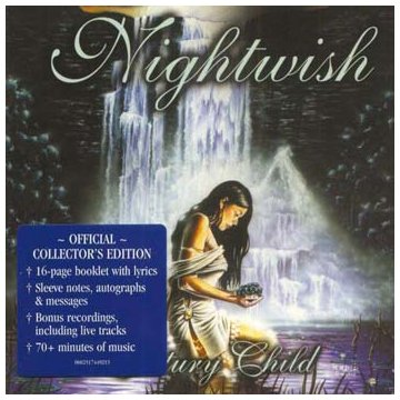 Nightwish Dead To The World cover art