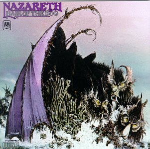 Nazareth Hair Of The Dog cover art