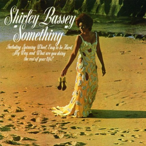 Shirley Bassey Yesterday I Heard The Rain cover art