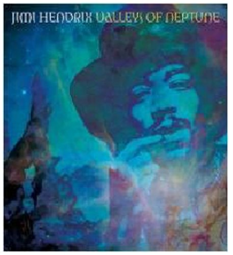 Jimi Hendrix Fire cover art